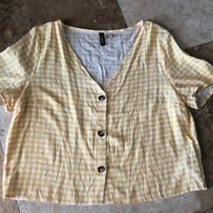DIVIDED H&M Blouse